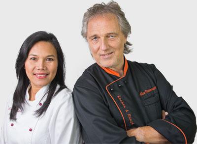 Angkana und Alex Neumayer