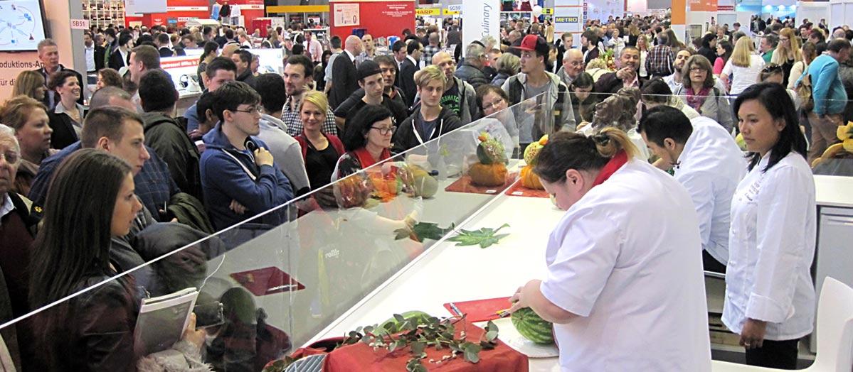 Olympiade der Köche in Erfurt