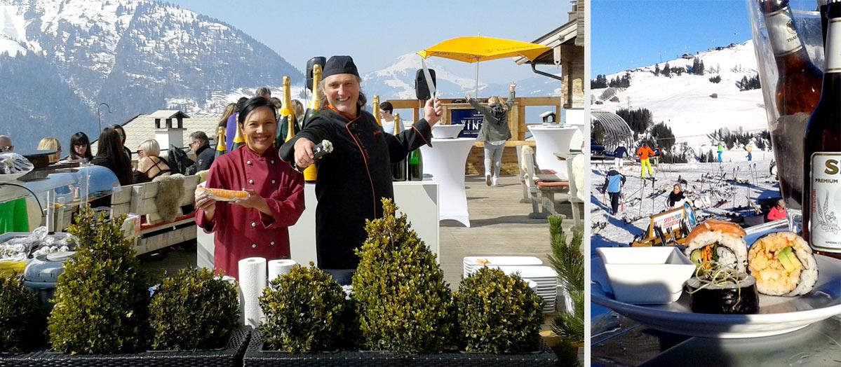 Sushi & AlpenZushi