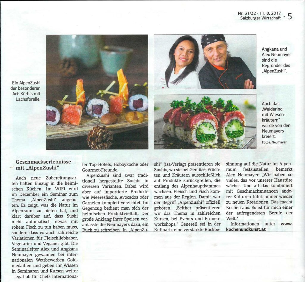 Salzburger Wirtschaftszeitung