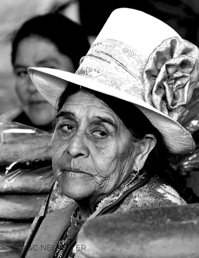 peruan woman 3
