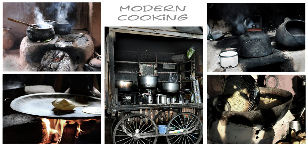 Serie modern cooking 1