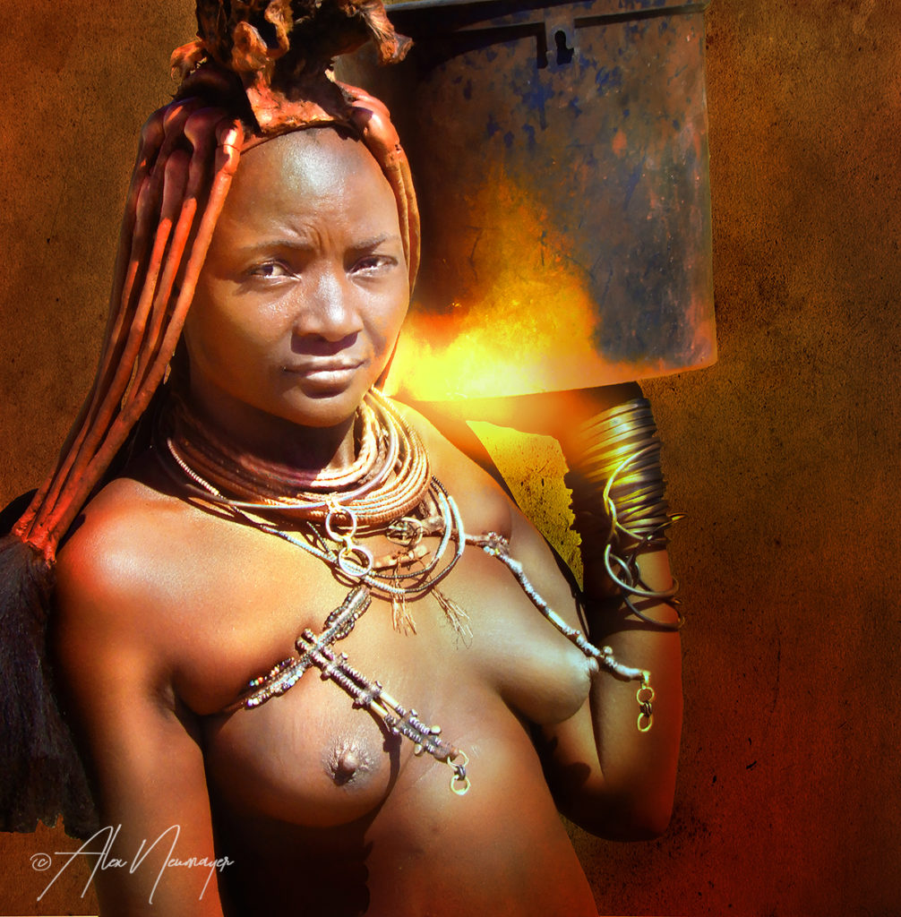 himba woman 1