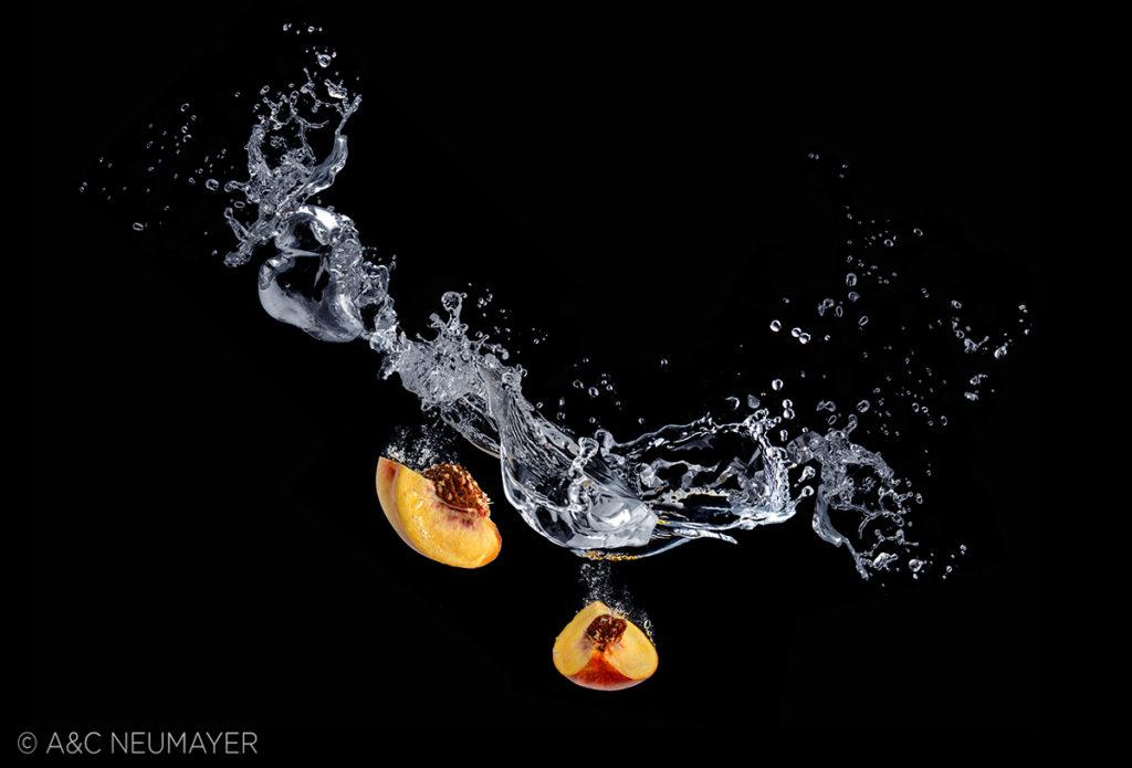 pfirsich splash