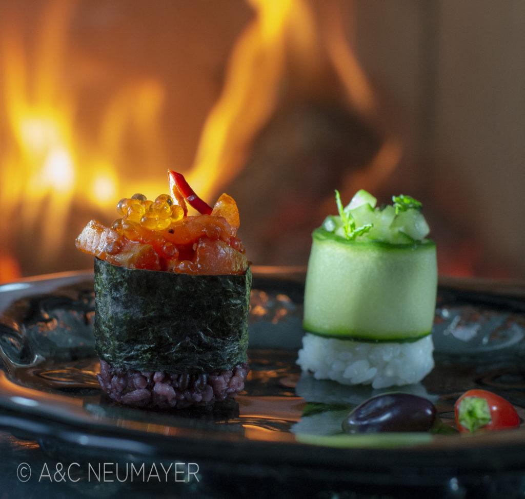 hell maki sushi
