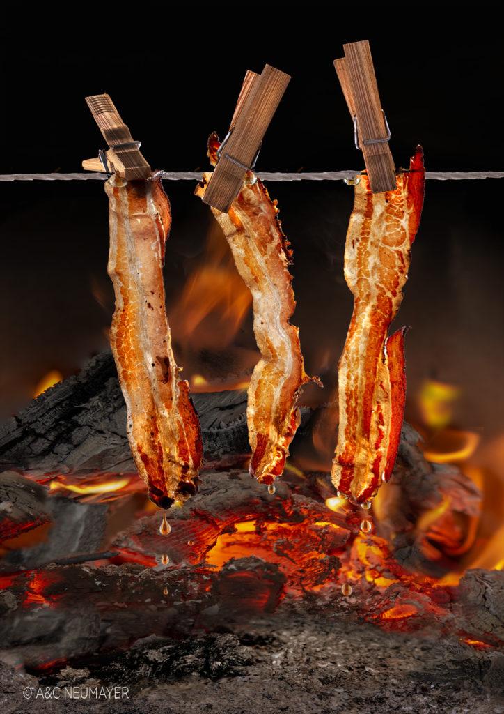 neu roasting bacon