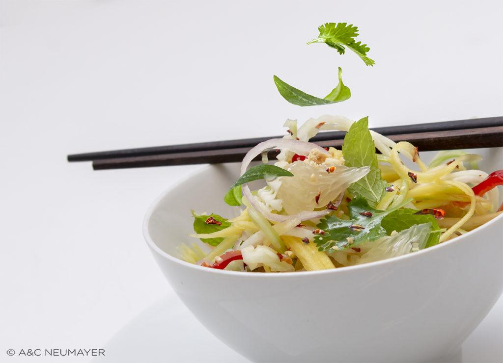 vietnamesischer mango salat 2
