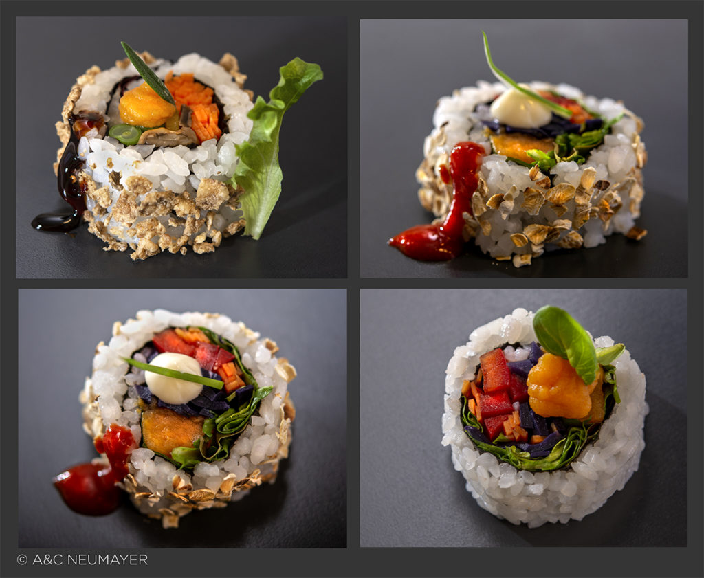 food art - maki collection