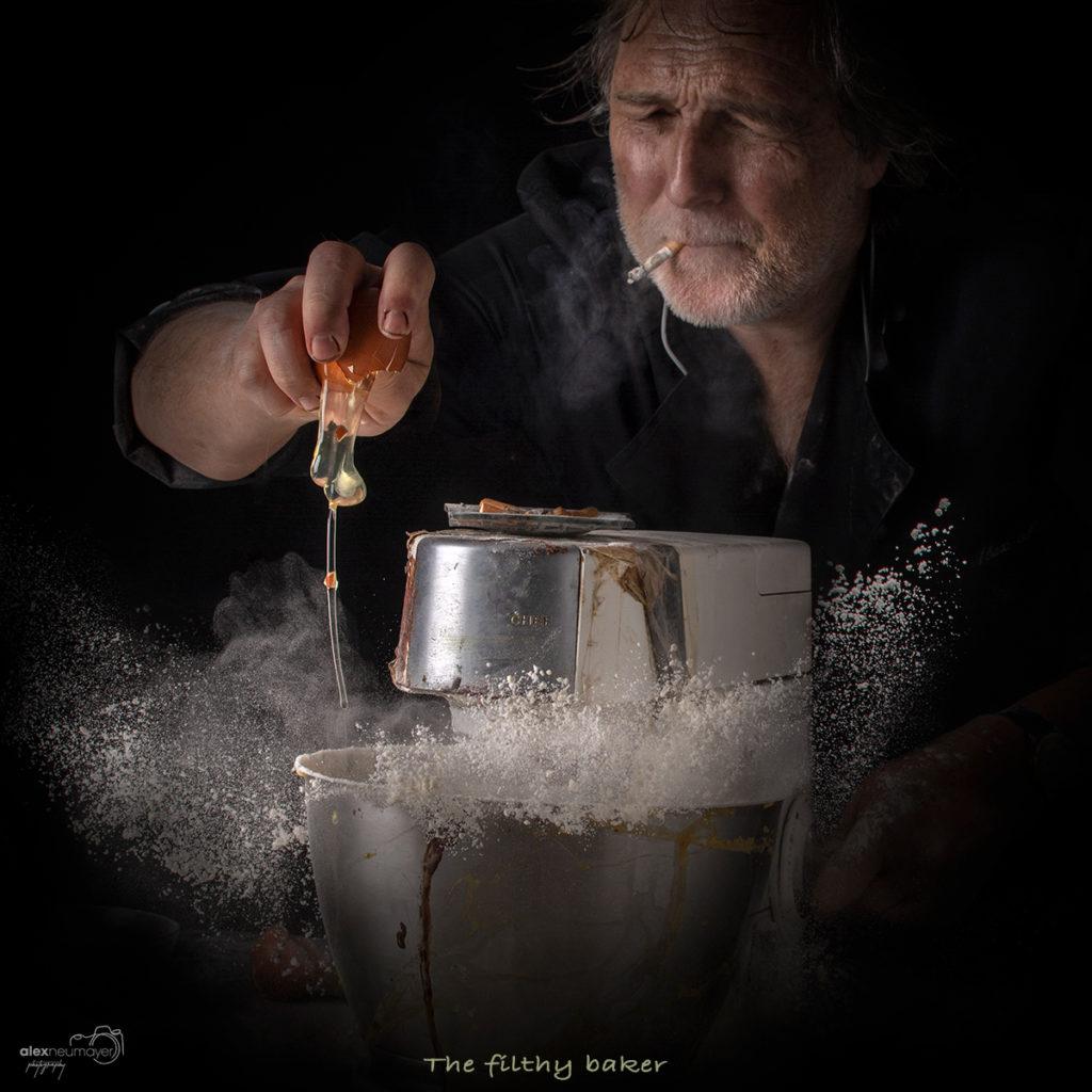 1- The filthy baker, Alex Neumayer, Austria