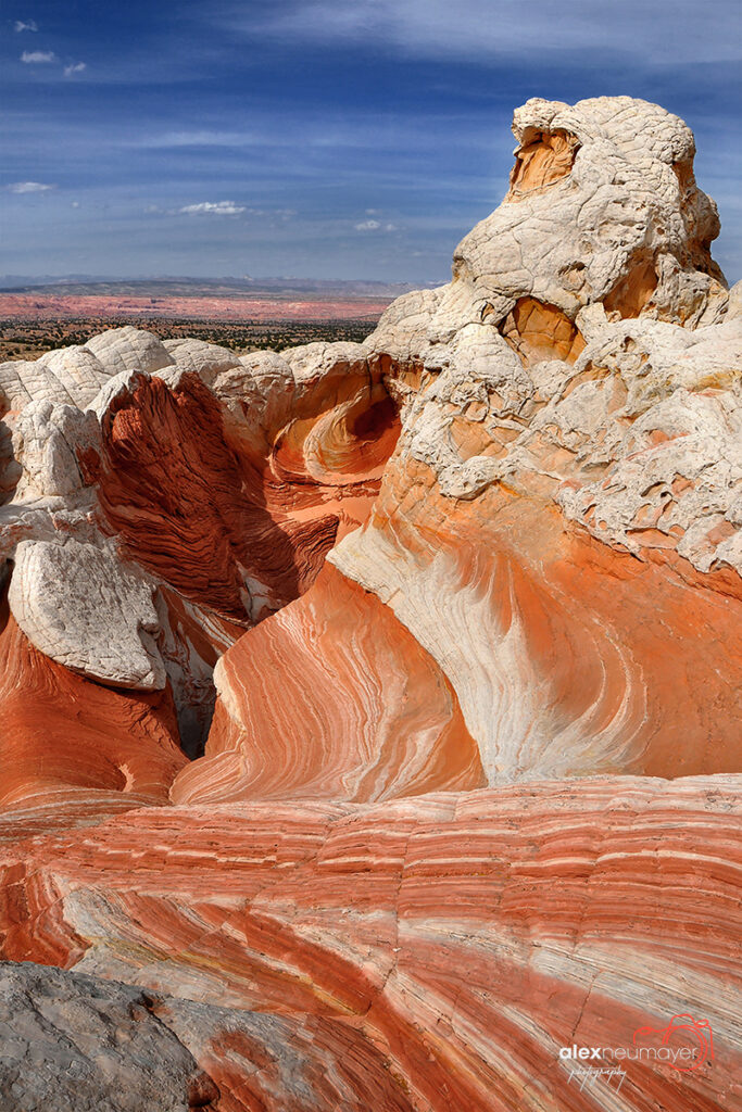 White Pockets in Arizona;
